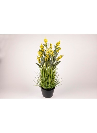 Mikasa Moor Sarı Lavanta Yapay Çiçek 66Cm Sarı